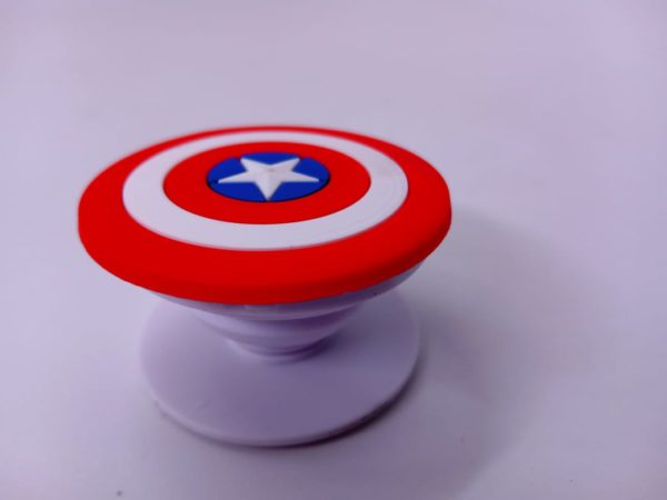 Captain America Pop Sockets