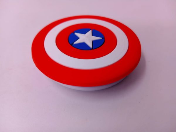 Captain America Pop Socket