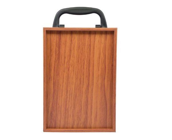 Dvalo S800BT Wooden Speakers